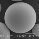 in silica microsphere